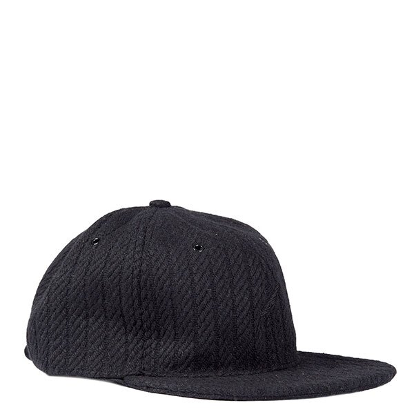 【EST】Publish Wesley Snapback 棒球帽 [Pl-5122] 黑/酒紅 E1104 0
