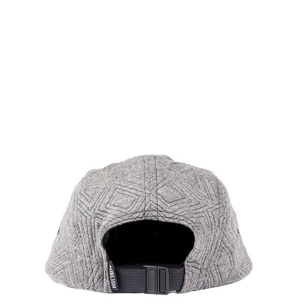 【EST】Publish Amena Snapback 壓紋 五分割帽 棒球帽 [Pl-5126] 黑/鐵灰 E1104 2