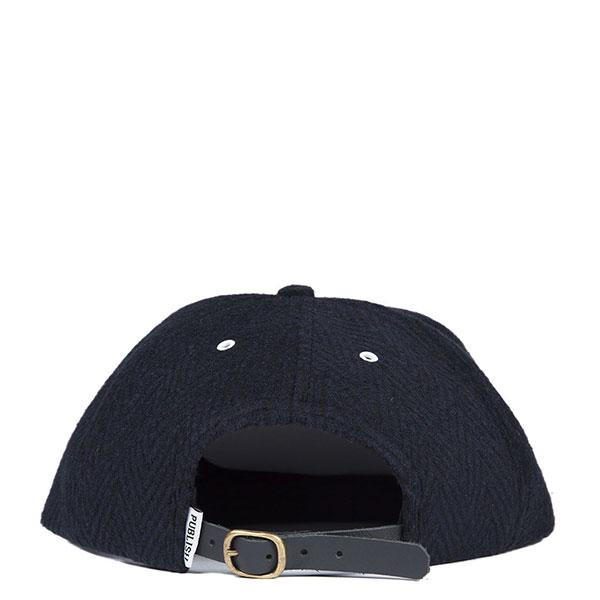 【EST】PUBLISH DOYLE SNAPBACK 羊毛氈 棒球帽 [PL-5128] 深藍 E1104 1
