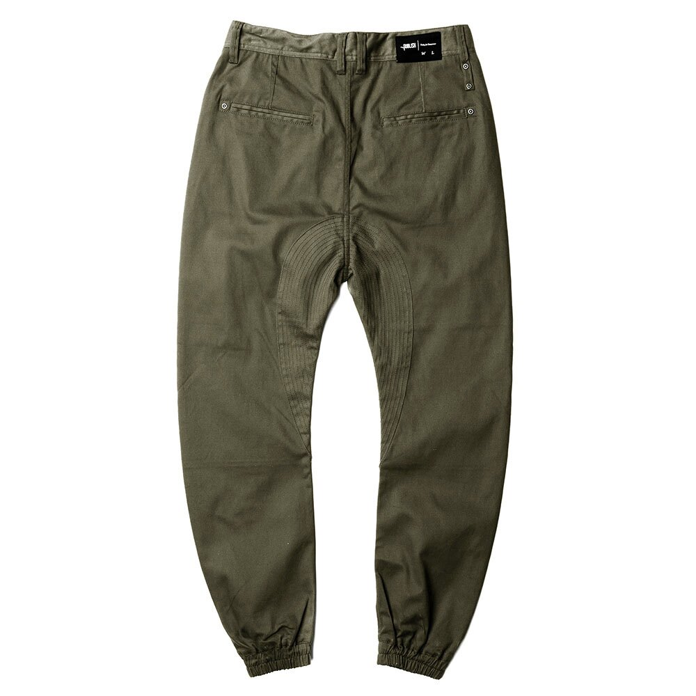 【EST】PUBLISH NEWTON JOGGER PANTS 束口褲 橄欖綠 [PL-5200-035] W28~34 E1127 1