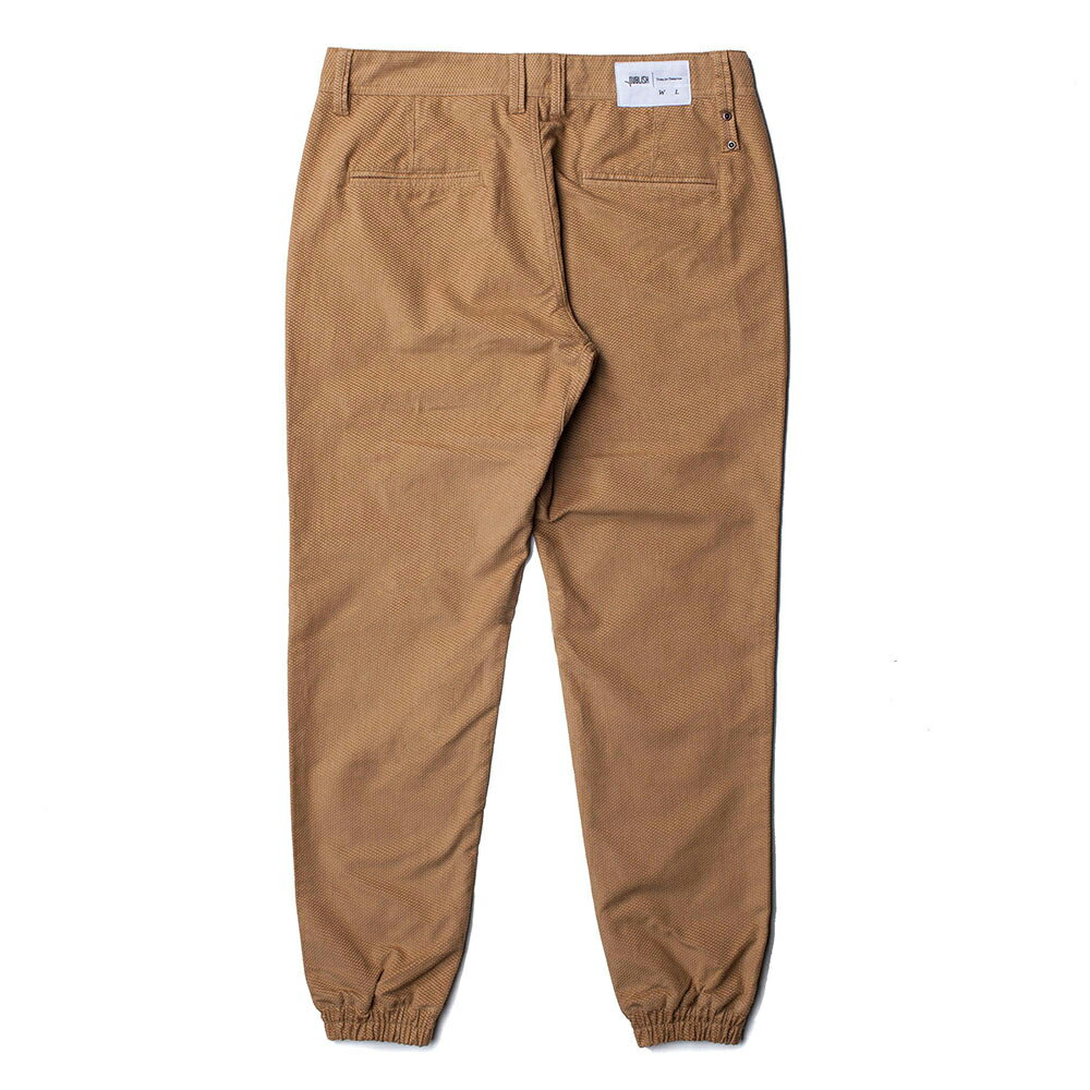 【EST】PUBLISH ANTONELLO JOGGER PANTS 束口褲 卡其 [PL-5201-537] W28~34 E1127 1
