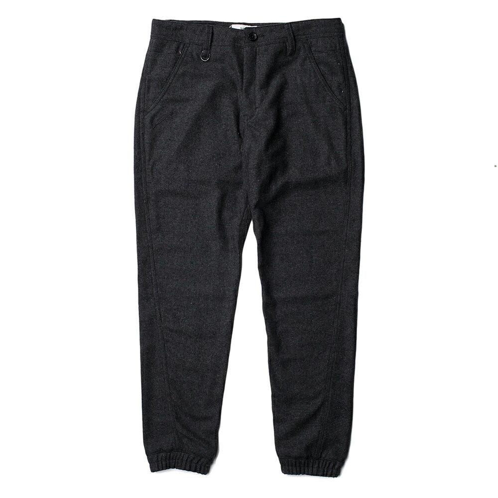 【EST】PUBLISH HEWES JOGGER PANTS 束口褲 黑 [PL-5203-002] W28~34 E1127 0