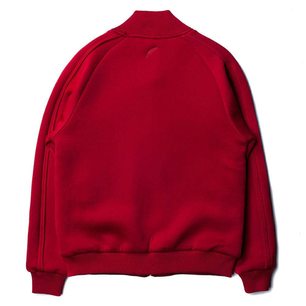 【EST】PUBLISH SNYDER JACKET 運動 棒球 外套 紅 [PL-5215-072] S~L E1127 1