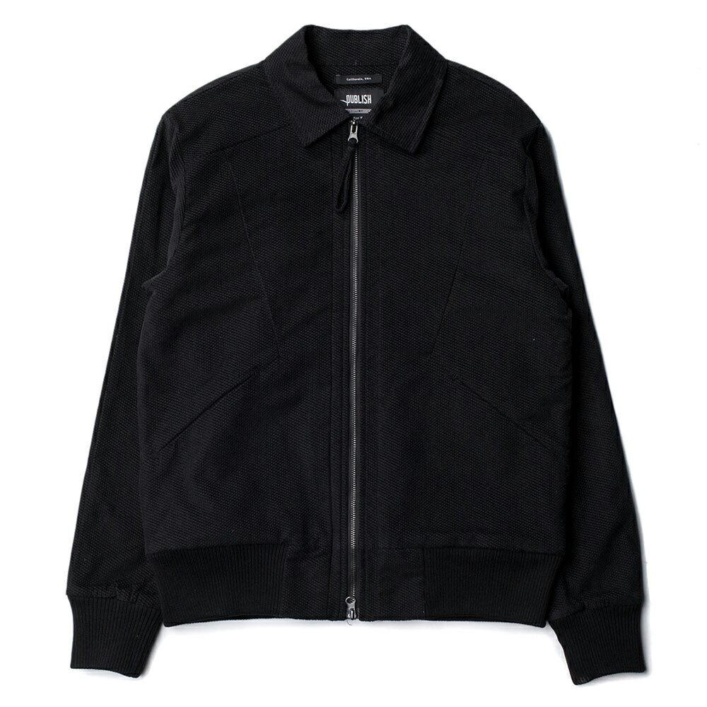 【EST】Publish Cyrus Jacket 厚磅 夾克 外套 黑 [PL-5216-002] S~L E1127 0