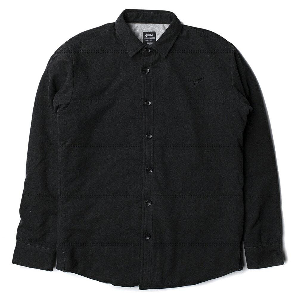 【EST】PUBLISH ATHILL JACKET 厚磅 夾克 牛仔 外套 黑 [PL-5217-002] S~L E1127 0
