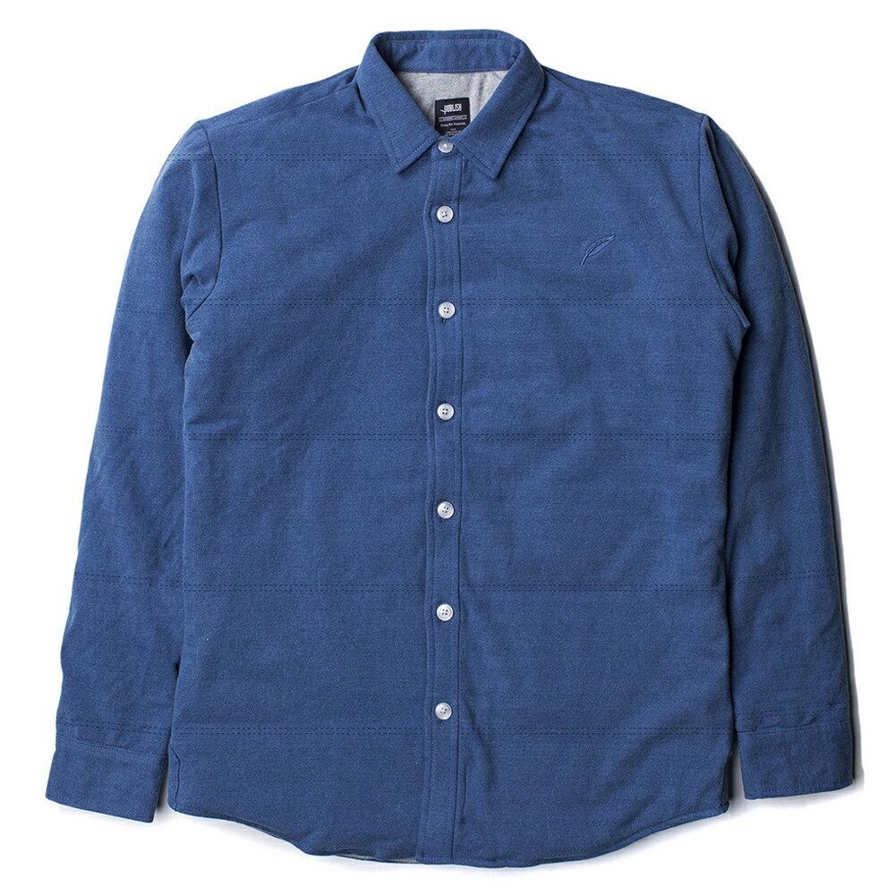 【EST】PUBLISH ATHILL JACKET 厚磅 夾克 牛仔 外套 淺藍 [PL-5217-XXX] S~L E1127 0