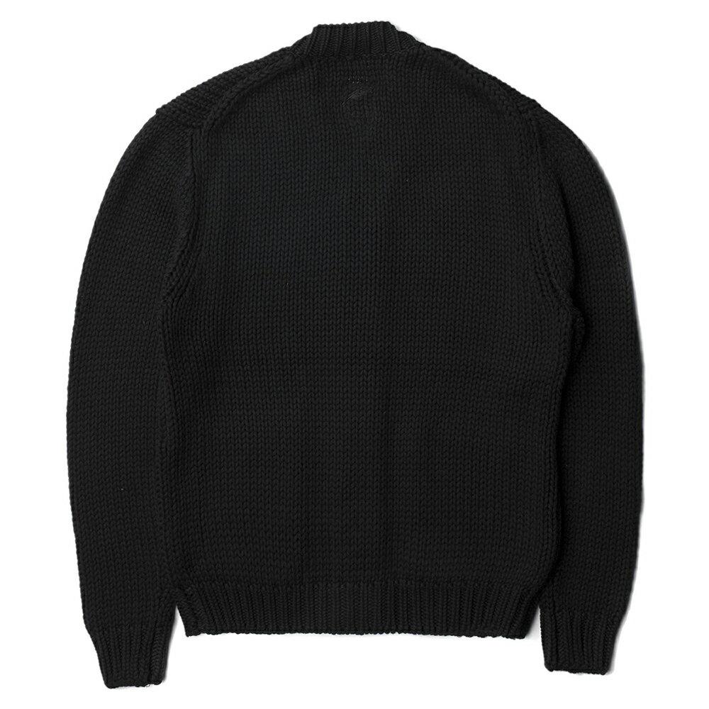 【EST】PUBLISH GLEN JACKET 粗 針織 外套 黑 [PL-5218-002] S~L E1127 1