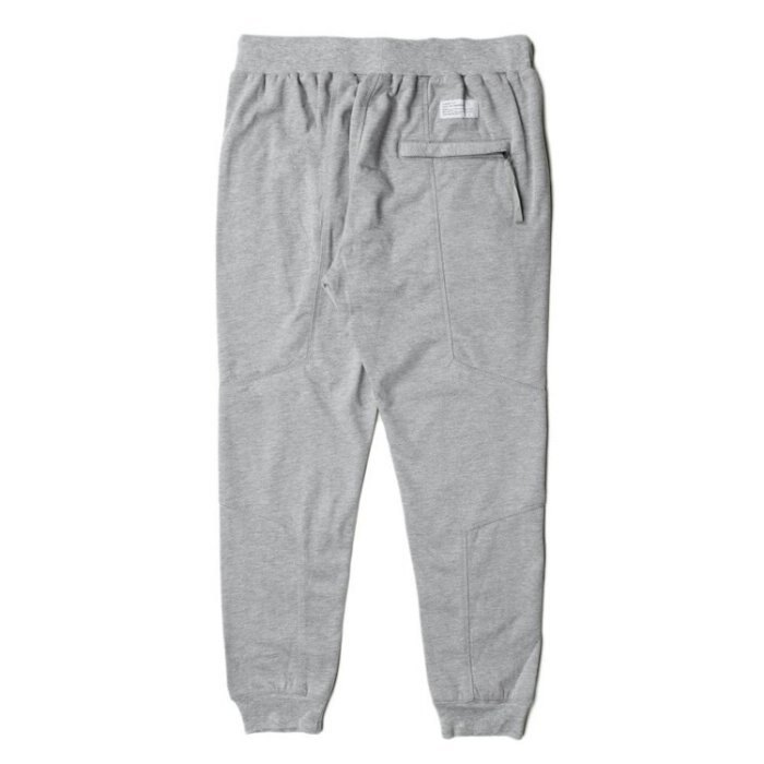 【EST】Publish Fleece Buck Jogger 束口褲 棉褲 [PL-5222-006] 淺灰 W28~W36 F0126 1