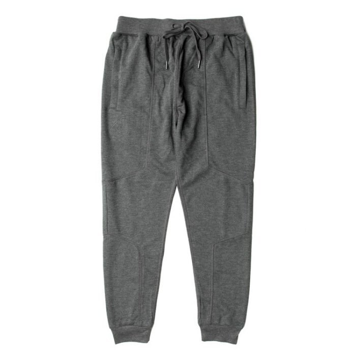 【EST】PUBLISH FLEECE BUCK JOGGER 束口褲 棉褲 [PL-5222-007] 鐵灰 W28~W36 F0126 0