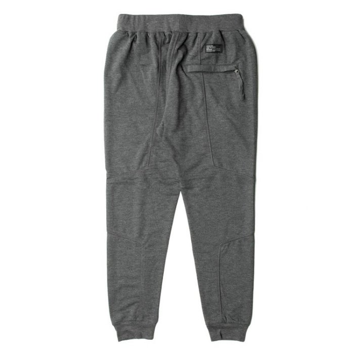 【EST】PUBLISH FLEECE BUCK JOGGER 束口褲 棉褲 [PL-5222-007] 鐵灰 W28~W36 F0126 1