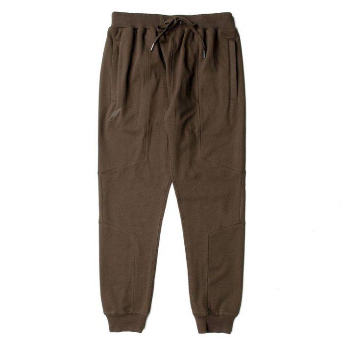【EST】PUBLISH FLEECE BUCK JOGGER 束口褲 棉褲 [PL-5222-029] 橄欖綠 W28~W36 F0126 0