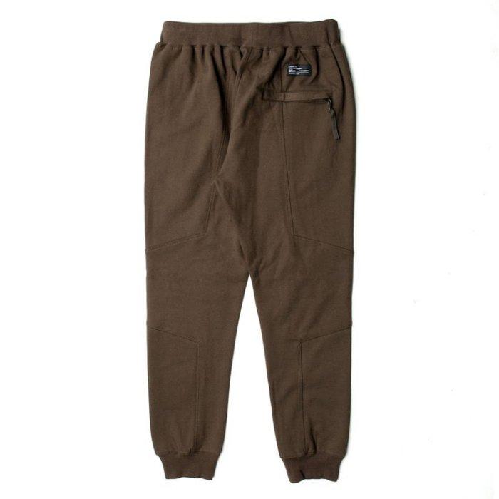 【EST】PUBLISH FLEECE BUCK JOGGER 束口褲 棉褲 [PL-5222-029] 橄欖綠 W28~W36 F0126 1