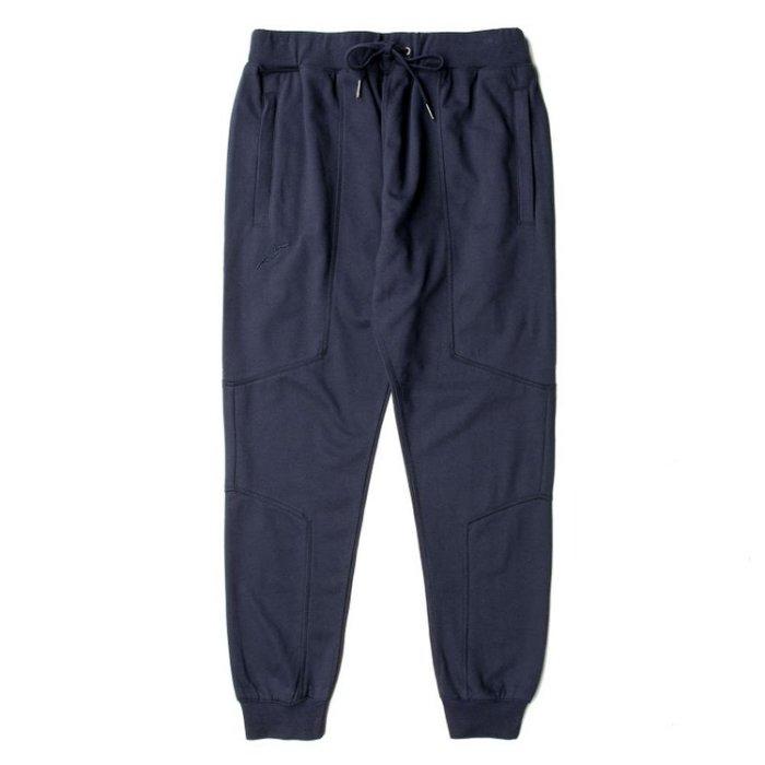 【EST】PUBLISH FLEECE BUCK JOGGER 束口褲 棉褲 [PL-5222-086] 深藍 W28~W36 F0126 0