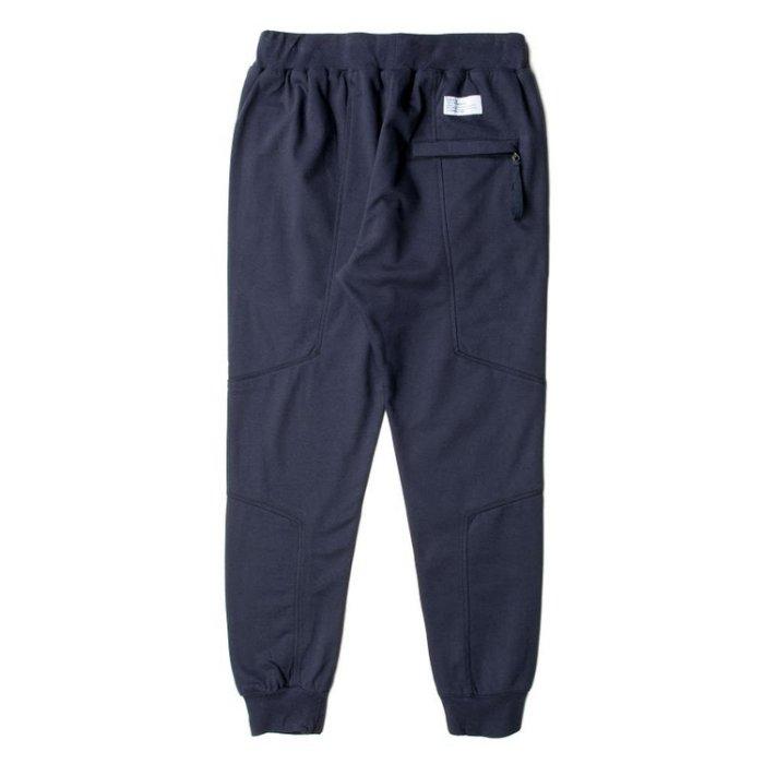 【EST】PUBLISH FLEECE BUCK JOGGER 束口褲 棉褲 [PL-5222-086] 深藍 W28~W36 F0126 1