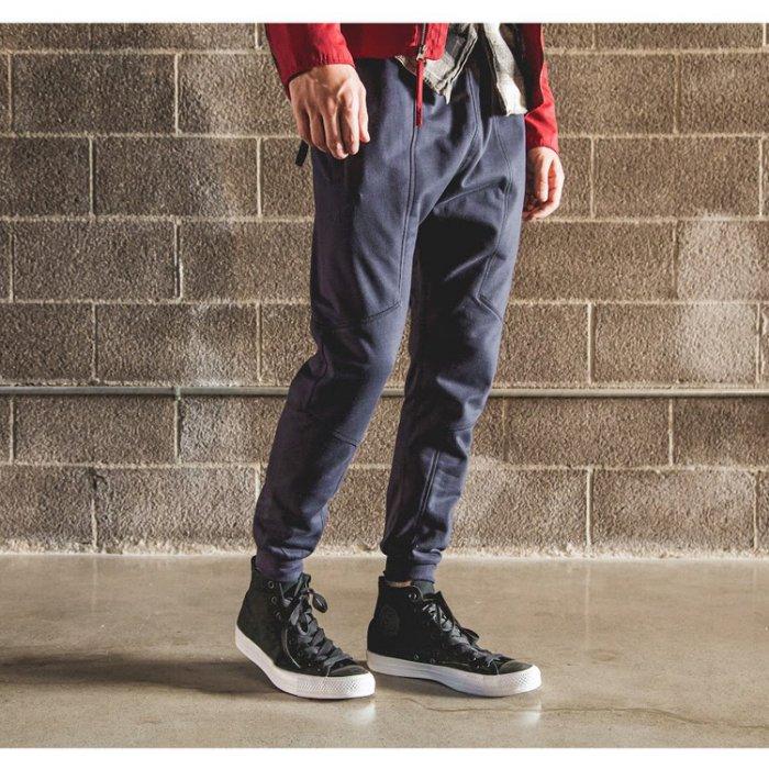 【EST】PUBLISH FLEECE BUCK JOGGER 束口褲 棉褲 [PL-5222-086] 深藍 W28~W36 F0126 2