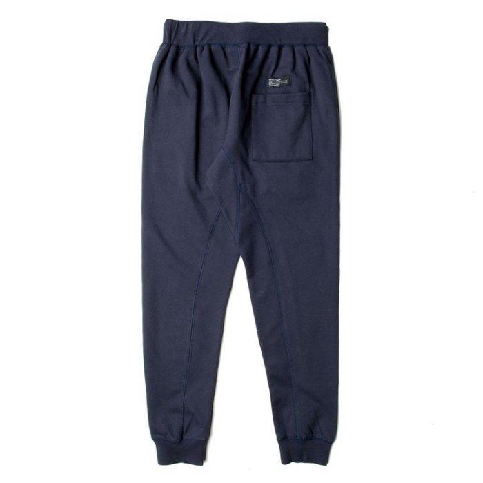 【EST】Publish Fleece Alek Jogger 束口褲 棉褲 [PL-5223-086] 深藍 W28~W36 F0126 1