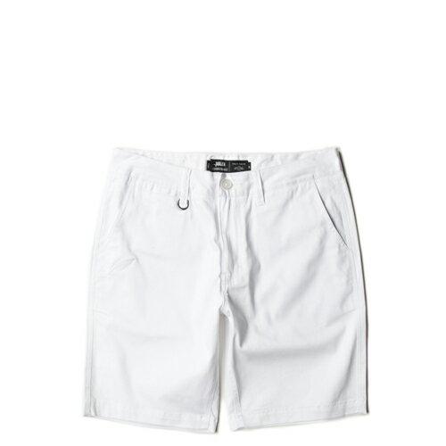 【EST】PUBLISH SLOAN 工作褲 短褲 五分褲 [PL-5254-001] 白 W28~34 F0221 0