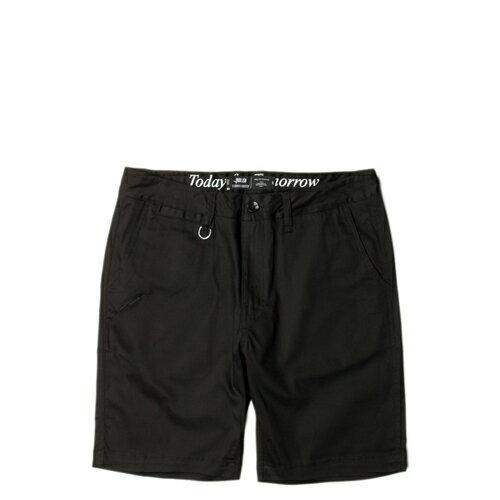 【EST】Publish Sloan 工作褲 短褲 五分褲 [PL-5254-002] 黑 W28~34 F0221 0
