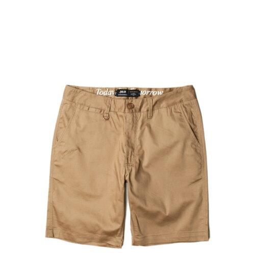 【EST】PUBLISH SLOAN 工作褲 短褲 五分褲 [PL-5254-537] 卡其 W28~34 F0221 0