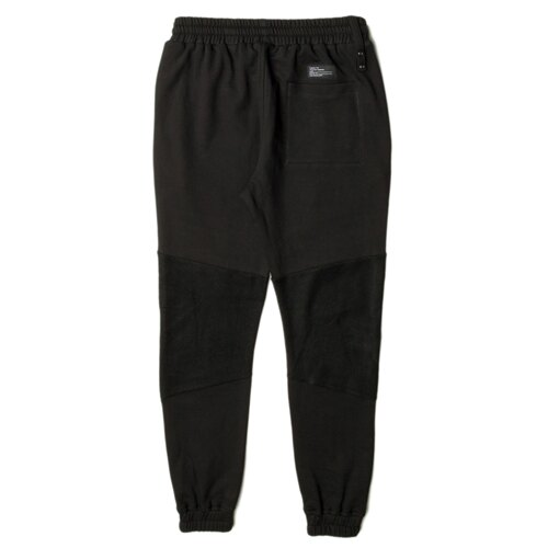 【EST】PUBLISH GARNER 拼接 束口褲 棉褲[PL-5256-002] 黑 W28~36 F0221 1
