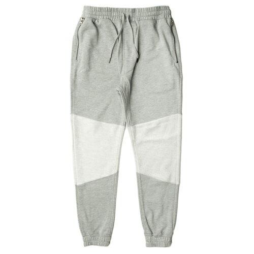 【EST】PUBLISH GARNER 拼接 束口褲 棉褲[PL-5256-019] 淺灰 W28~36 F0221 0