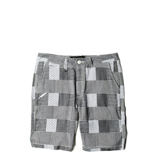 【EST】Publish Tyrus 格紋 工作褲 短褲 五分褲 [PL-5258-001] 白w28~34 F0221 0