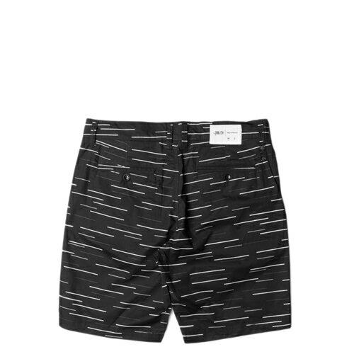 【EST】PUBLISH FABLE 條紋 工作褲 短褲 五分褲 [PL-5259-002] 黑W28~34 F0221 1