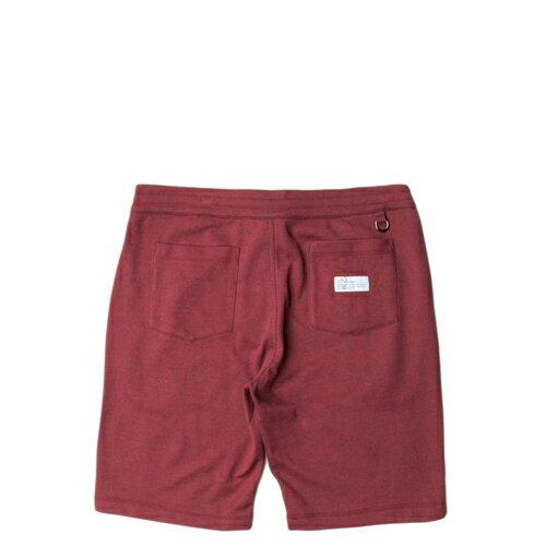 【EST】PUBLISH PARKER 棉褲 短褲 五分褲 [PL-5260-072] 酒紅 W28~34 F0221 1