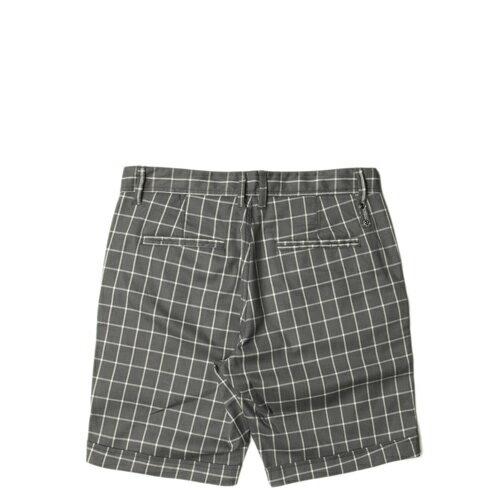【EST】PUBLISH FABLE 格紋 工作褲 短褲 五分褲 [PL-5261-007] 灰W28~34 F0221 1
