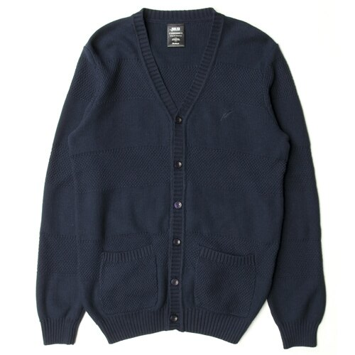 【EST】PUBLISH VICK 口袋 開襟 毛衣 針織 外套 [PL-5263-086] 藍 S~L F0221 0
