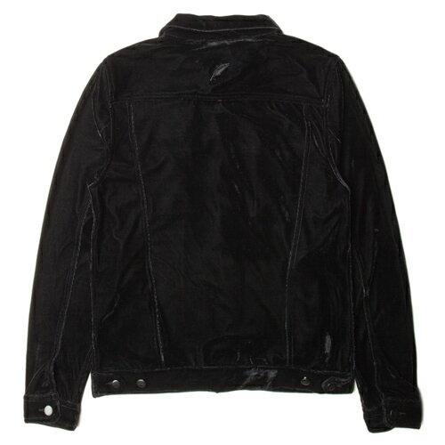 【EST】PUBLISH LESTER 絨布 口袋 牛仔 夾克 外套 [PL-5264-002] 黑 F0221 1
