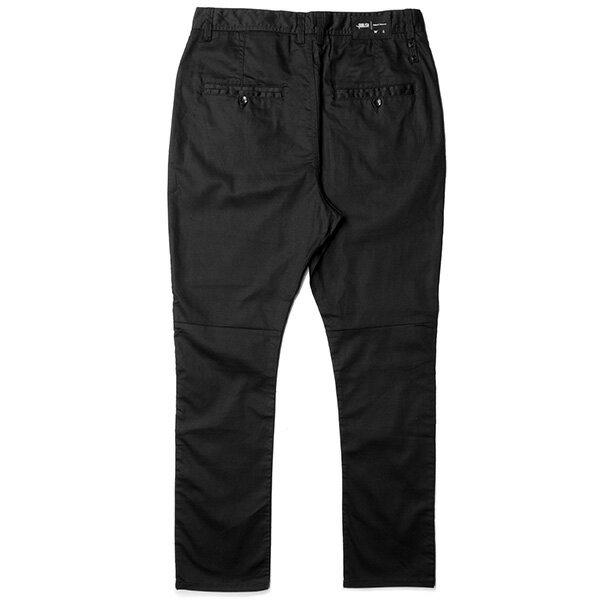 【EST】PUBLISH VESCO 長褲 工作褲 束口褲 黑 [PL-5270-002] W28~34 F0320 1