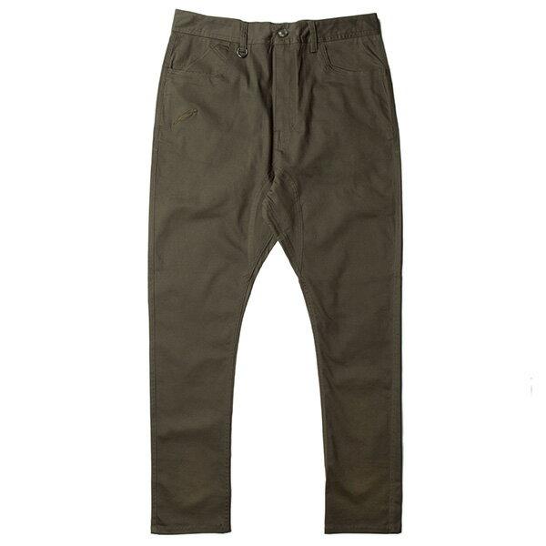 【EST】PUBLISH TOSH 長褲 工作褲 束口褲 軍綠 [PL-5271-035] W28~34 F0320 0