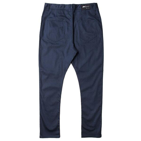 【EST】PUBLISH TOSH 長褲 工作褲 束口褲 深藍 [PL-5271-086] W28~34 F0320 1