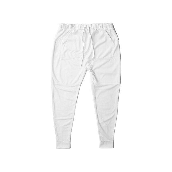 【EST】PUBLISH MONO 2 OLWIN 運動 網布 長褲 束口褲 白 [PL-5272-001] F0417 0