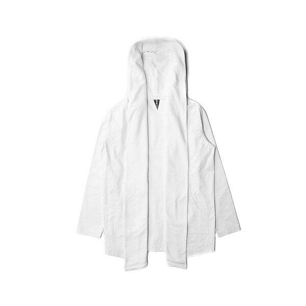 【EST】PUBLISH MONO 2 KONRAD 運動 連帽 開襟 外套 白 [PL-5276-001] F0417 0