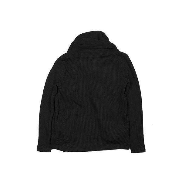 【EST】PUBLISH MONO 2 ENDRE 針織 開襟 短版 外套 黑 [PL-5281-002] F0417 1