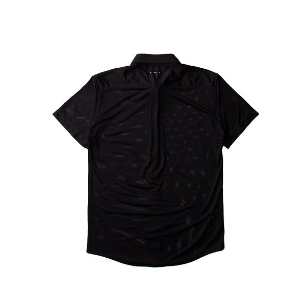 【EST】PUBLISH MONO 2 GENEVO 運動 網布 短袖 襯衫 黑 [PL-5286-002] F0417 1