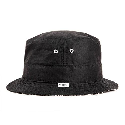 【EST】PUBLISH GRAYDON 毛呢 針織 點點 棒球帽 黑 [PL-5302-002] F0417 0