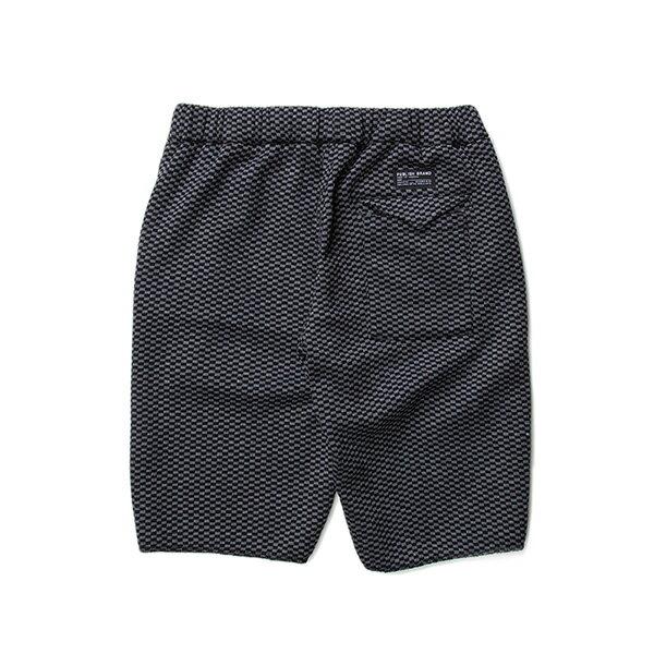 【EST】PUBLISH FITZGERALD 格紋 短褲 五分褲 鐵灰 [PL-5332-175] W28~34 F0529 1