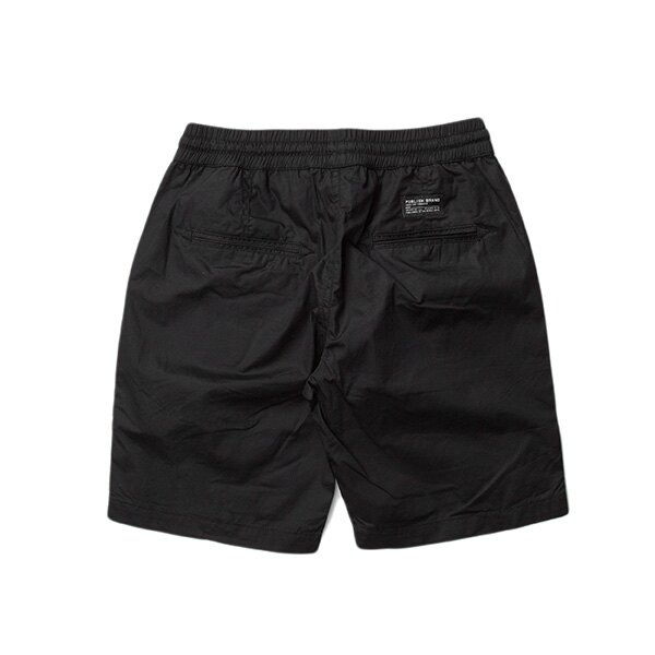 【EST】PUBLISH HEFNER 素面 短褲 五分褲 黑 [PL-5334-002] W28~36 F0529 1