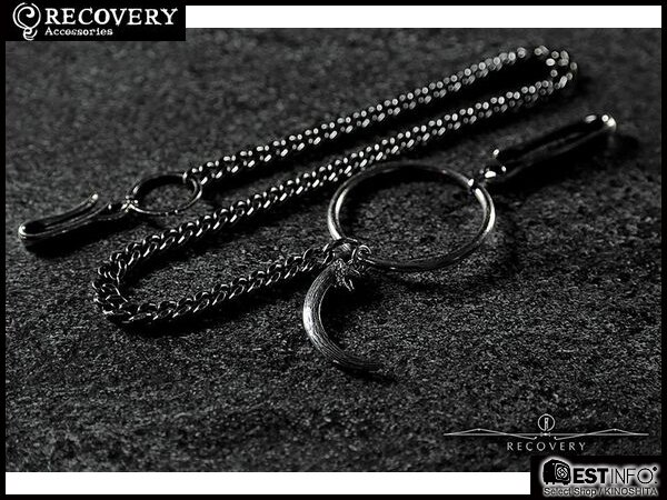【EST】Recovery Eagle Claw Wallet Chain 老鷹 鷹爪 腰鍊 褲鍊 龐克 [Rc-2069] 古銀/古銅 D1008 0