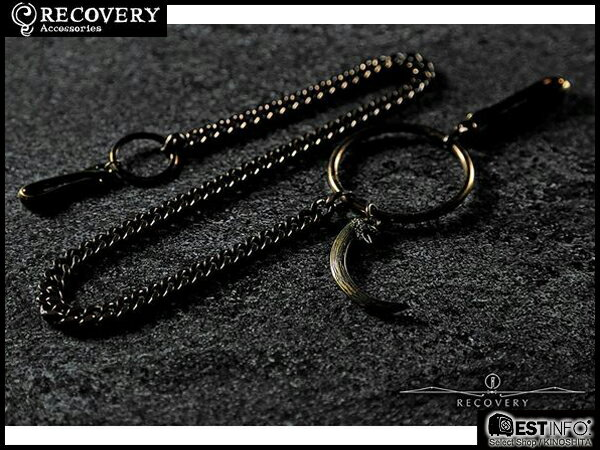 【EST】Recovery Eagle Claw Wallet Chain 老鷹 鷹爪 腰鍊 褲鍊 龐克 [RC-2069] 古銀/古銅 D1008 1