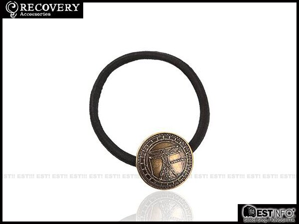 【EST】Recovery 2013-14 D-Da Vinci Hair Band 銅牌 髮帶 手環 [RC-4012] 古銅/古銀 E0514 1