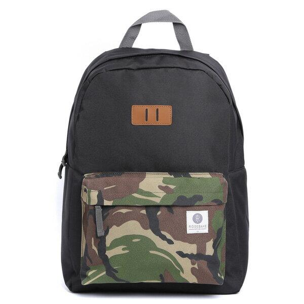 【EST】Ridgebake LEGACY Backpack 後背包 迷彩黑 [RI-1103-978] F0430 0