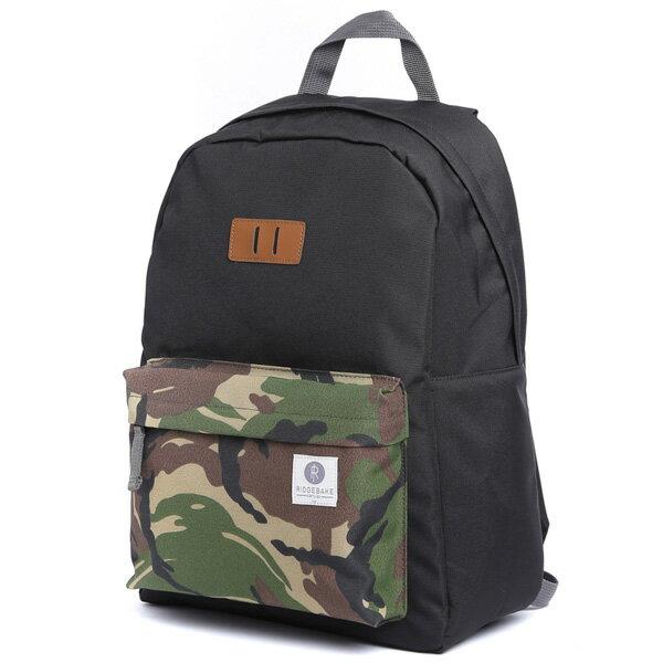 【EST】Ridgebake LEGACY Backpack 後背包 迷彩黑 [RI-1103-978] F0430 2