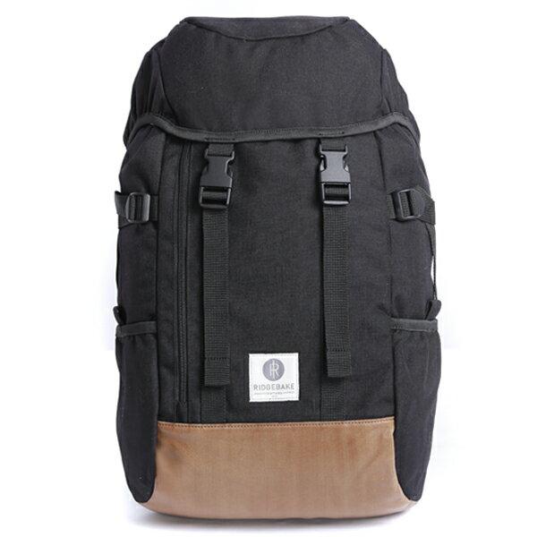 【EST】Ridgebake DASH Backpack 後背包 拼接 黑 [RI-1112-998] F0323 0