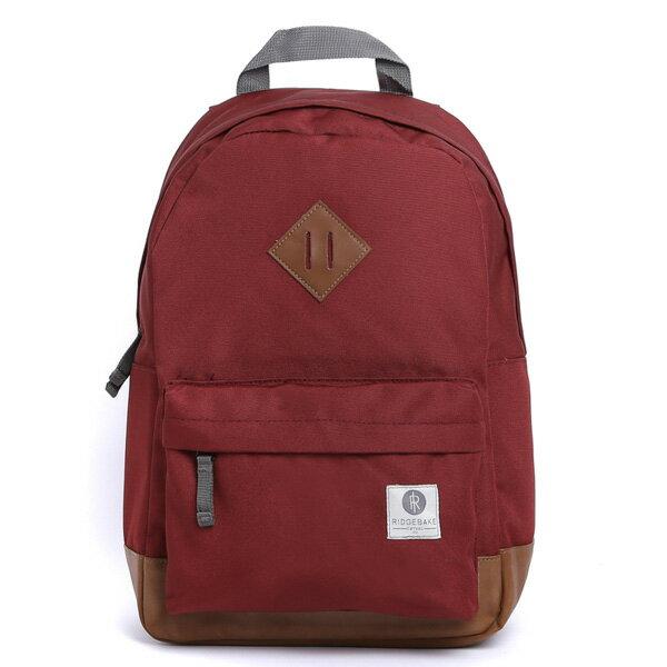 【EST】Ridgebake MID FLAIR Backpack 後背包 酒紅 [RI-1113-977] F0430 0