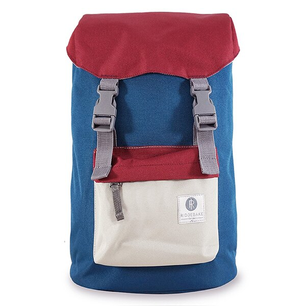 【EST】Ridgebake HOOK Backpack 後背包 藍酒紅 [RI-1116-972] F0430 0