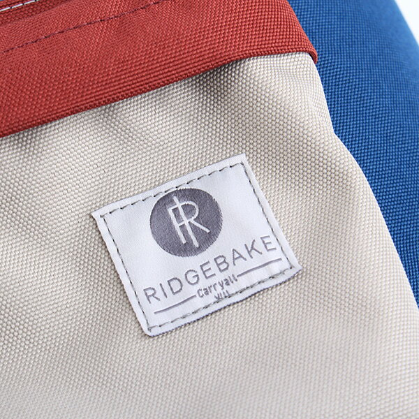 【EST】Ridgebake HOOK Backpack 後背包 藍酒紅 [RI-1116-972] F0430 2